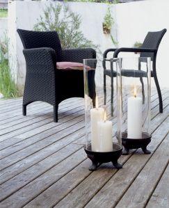 Fotele z włókna SunLux