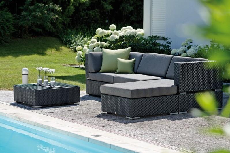 Ekskluzywne Meble Ogrodowe Eko Design : Salon w ogrodzie  eco + design