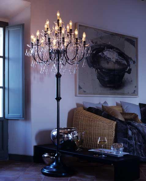 Lampa La Scala design El Schmid (fot. Matteo Manduzio)