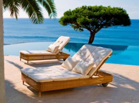 Meble Ogrodowe Leżaki I łóżka Do Opalania Eco Design