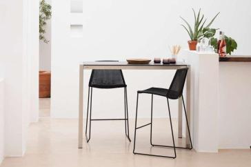 BREEZE krzesła barowe ze stołem SHARE