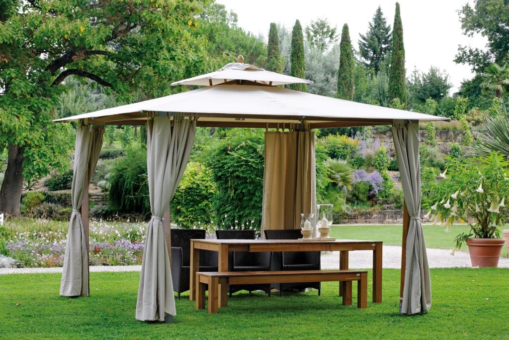 Gartenzelt Bilder : Pawilony ogrodowe eco design