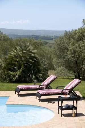 Leżaki ogrodowe Saint Tropez Lambert