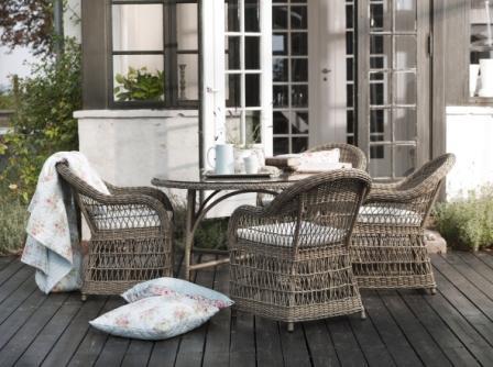 Ekskluzywne meble ogrodowe Sika- Design