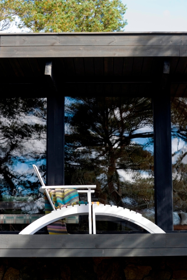 Meble ogrodowe. Adirondack Chair. Skagerak Denmark