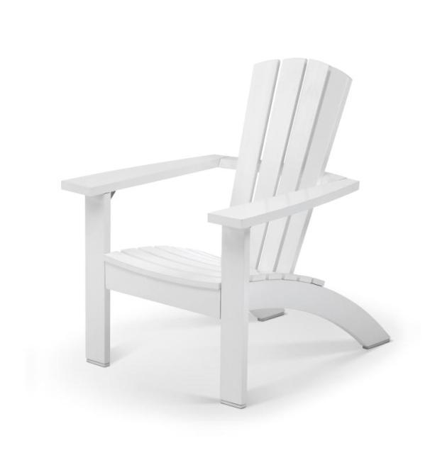 Meble ogrodowe Skagerak Denmark. Krzesło - Adirondack Chair