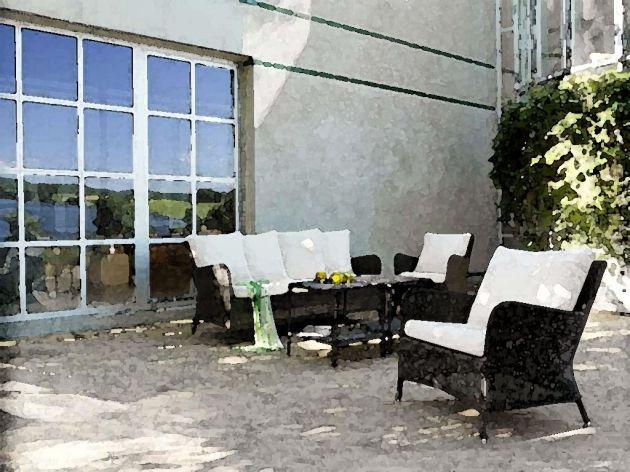 Ekskluzywne Meble Ogrodowe Eko Design : Willow House Projektowanie oraz wyposażanie tarasów i ogrodów
