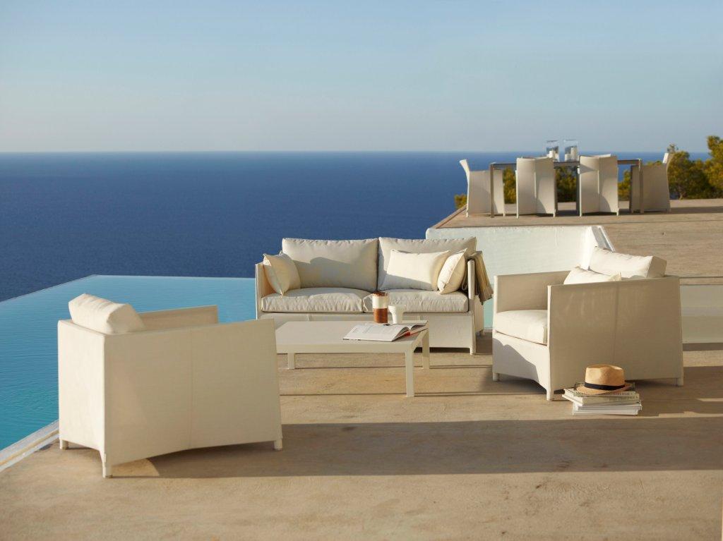 Ekskluzywne Meble Ogrodowe Eko Design : Diamond Lounge ekskluzywne meble ogrodowe Caneline