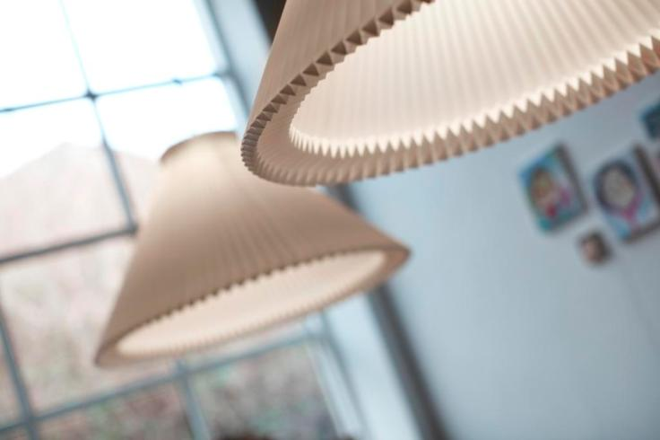 LE KLINT 1 Design: Tage Klint. The first pendant - Less is more ...