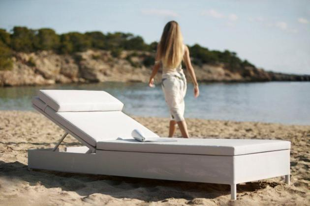 Outdoor Furniture Cane-line. Rest sunbed. Oficial Flagship Dealer Willow House.