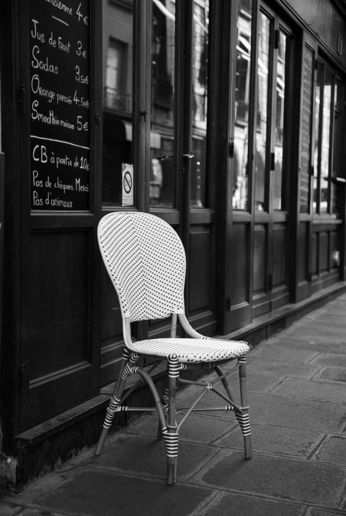 ISABELL krzesło do kawiarni Sika-Design