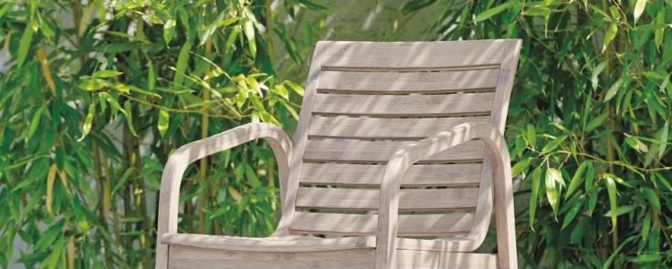 Meble z bambusa