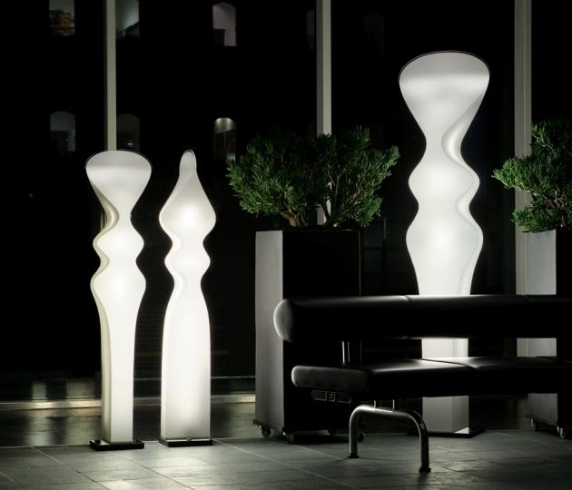 Ekskluzywne lampy LE KLINT Elysion.