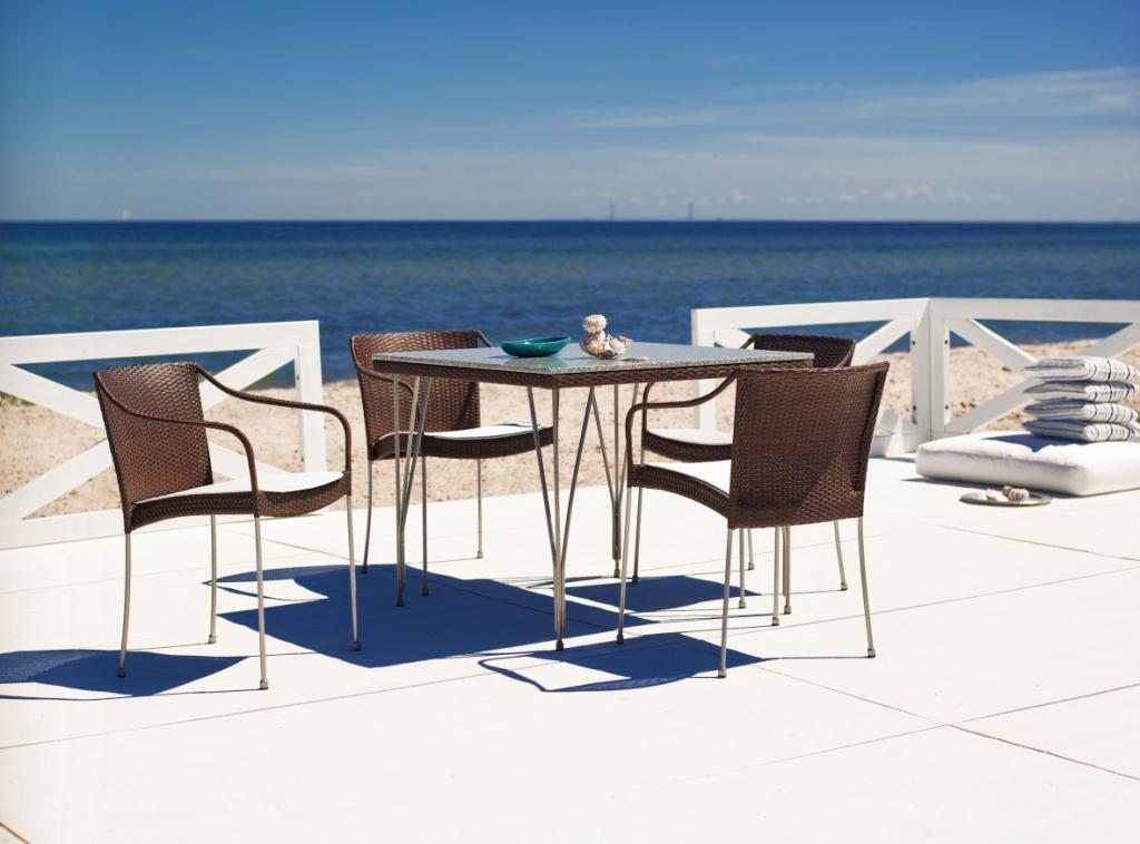 exterior living by sika design eco design. Black Bedroom Furniture Sets. Home Design Ideas