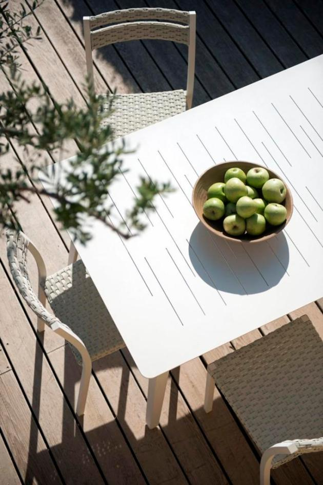 INFINITY DINING zestaw mebli ogrodowy ETHIMO