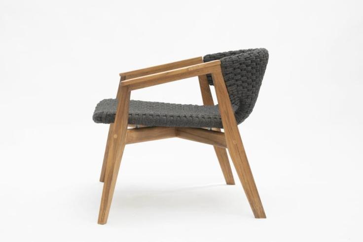 Krzesło KNIT. Design  Patrick Norguet. ETHIMO