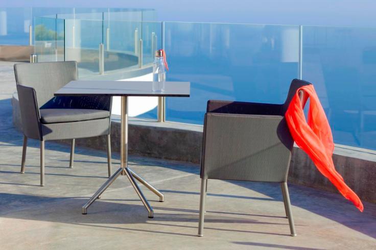 Krzesło MIRAGE. DesignFoersom & Hiort-Lorenzen MDD. Cane-line
