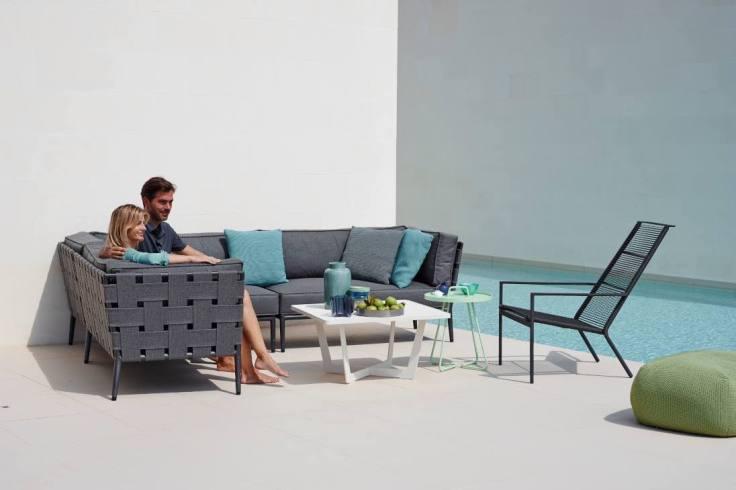 cane line soft touch komfort w ogrodzie eco design. Black Bedroom Furniture Sets. Home Design Ideas