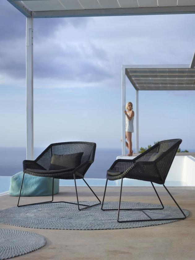 Ekskluzywne Meble Ogrodowe Eko Design : Breeze nowoczesne meble ogrodowe Caneline