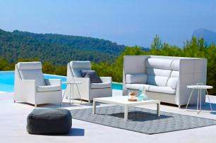 DIAMOND sofa Cane-line TEX®