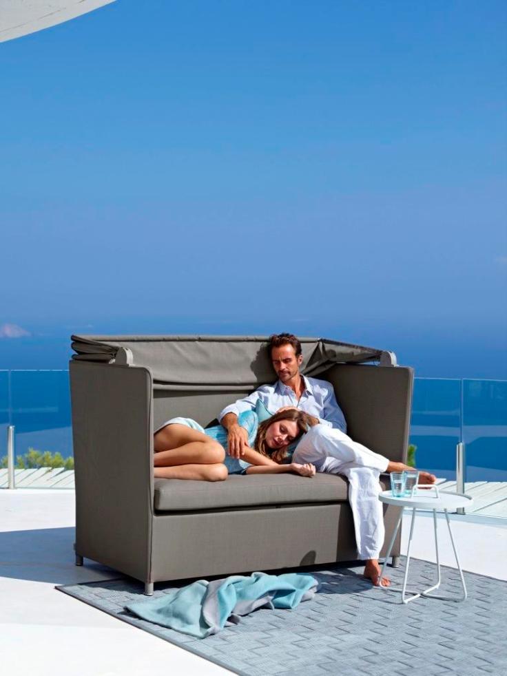 HIDEAVAI sofa ogrodowa Cane-line