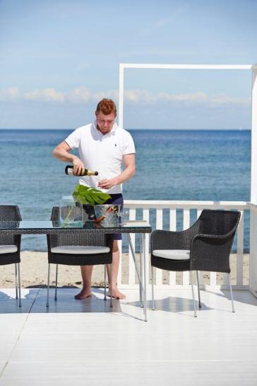 VENUS meble ogrodowe ze stołem JUPITER (2)