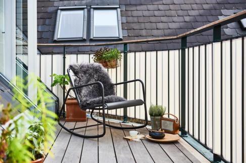 Copenhagen Cane-line fotel bujany. City Furniture
