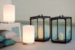 LIGHTHOUSE Cane-line latarnie ogrodowe