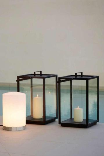 LIGHTHOUSE Cane-line latarnie z kolekcji elements