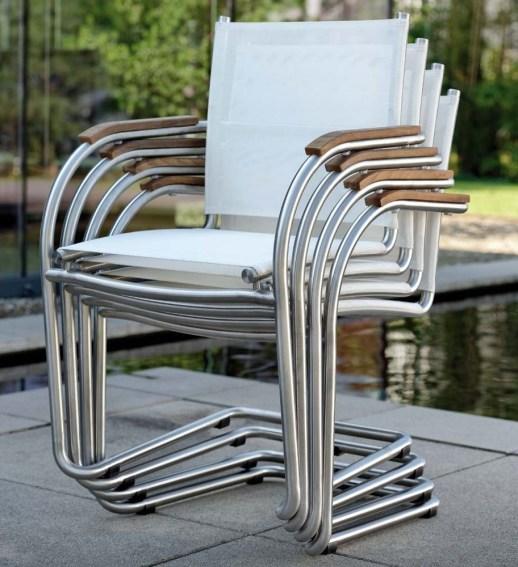 MALI nowoczesne krzesła STERN. Projekt Doser + Zimprich