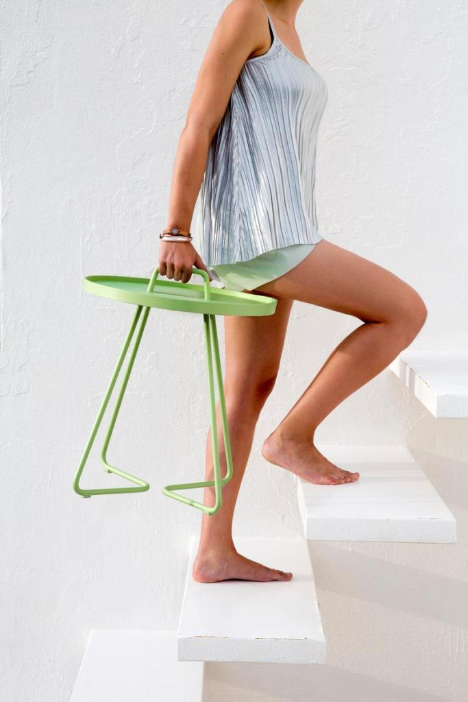 On-the-move Cane-line Olive Green. Outdoor Accessories
