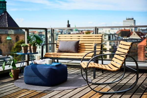 PARC Cane-line meble plenerowe. City Furniture