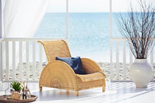 PARIS fotel ogrodowy Sika-Design. Design by Arne Jacobsen
