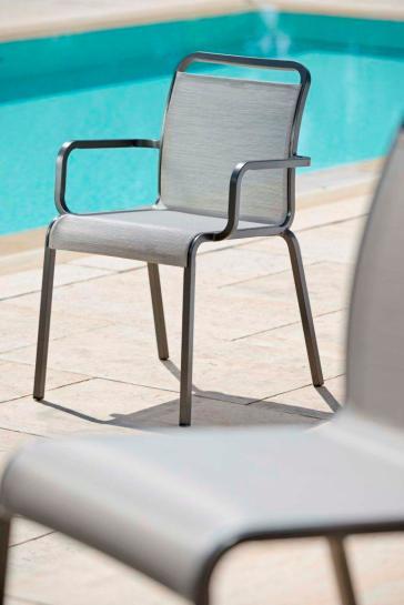 OSKAR krzesło ogrodowe 418415