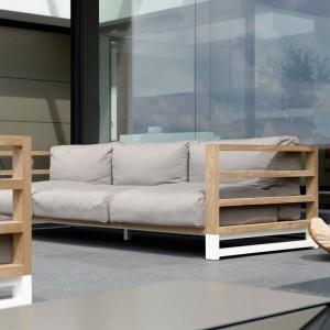 ASPEN sofa teakowa. STERN