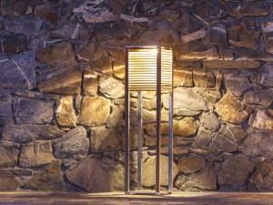 GINGER lampa podłowgowa ETHIMO