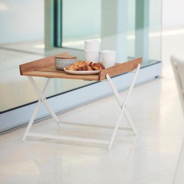 RAIL Cane-line składany stolik