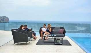 Mega lounge chair, mega lounge sofa